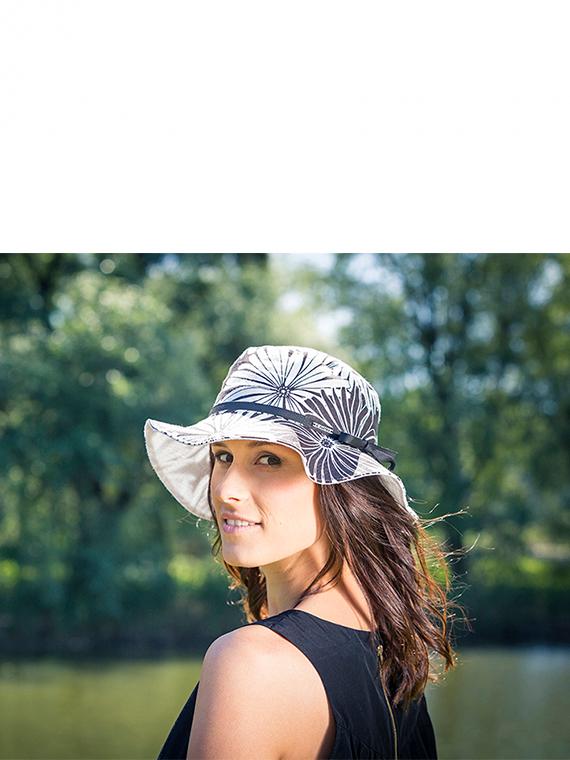 Дамски летни шапки