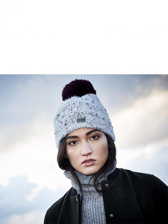 Дамски зимни шапки